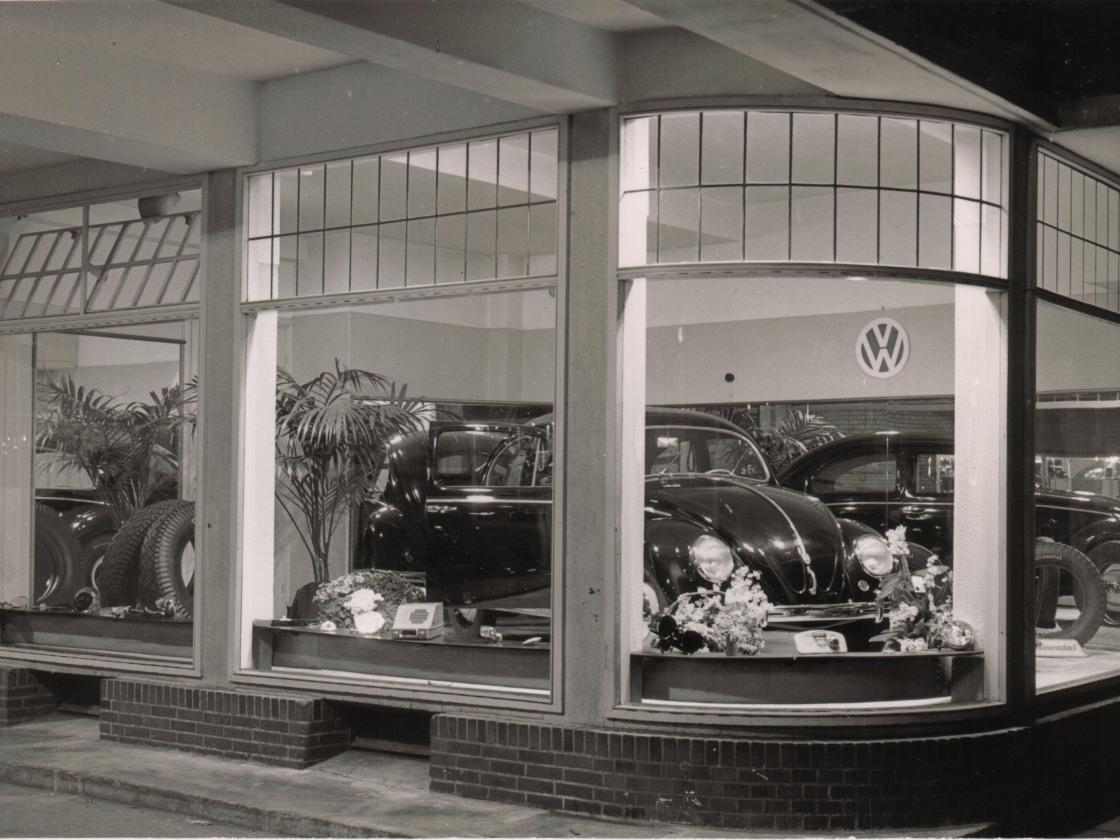 foto 03  10 mei 1952 opening Schuitendiep 21