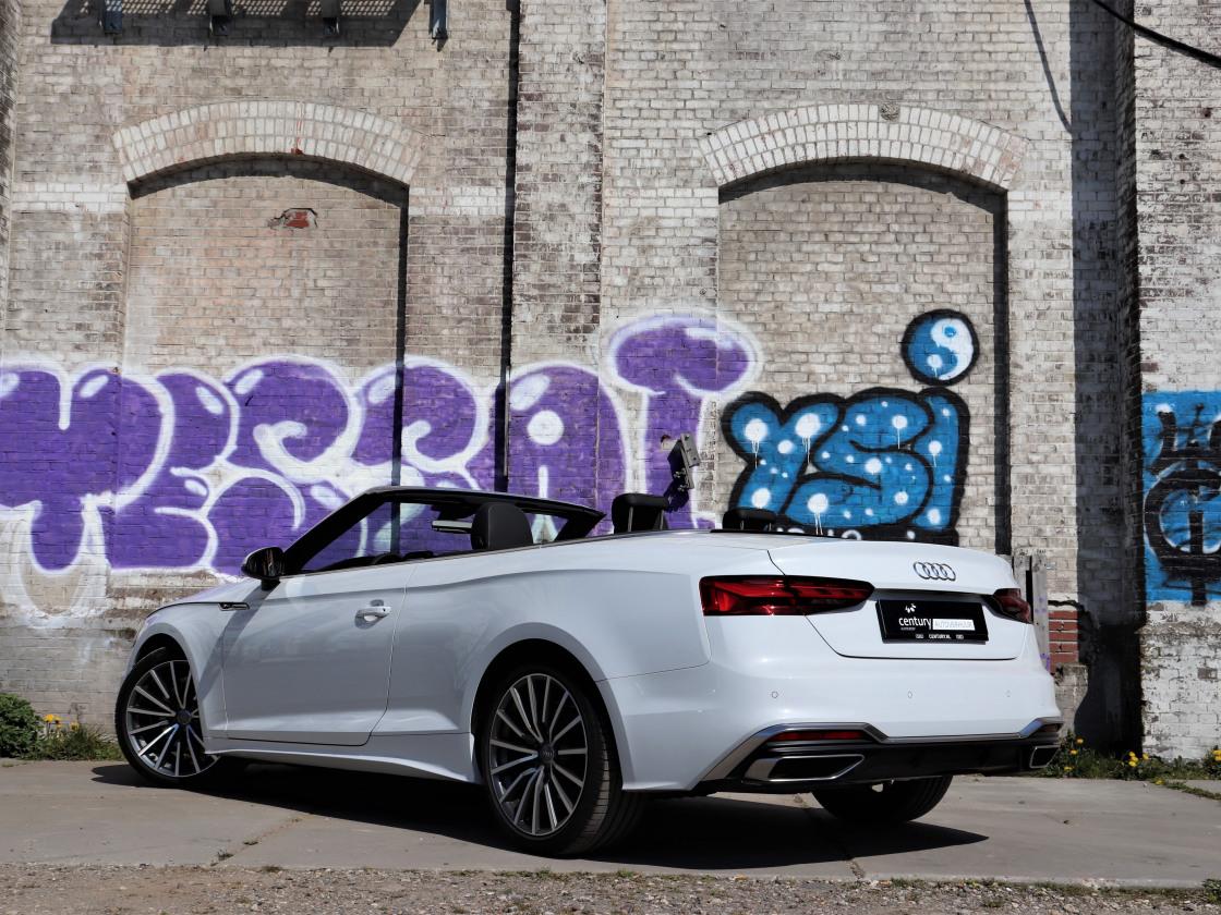 Audi A5 Cabrio 2