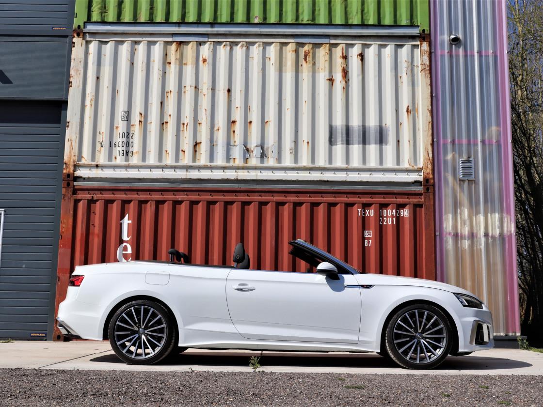 Audi A5 Cabrio 3