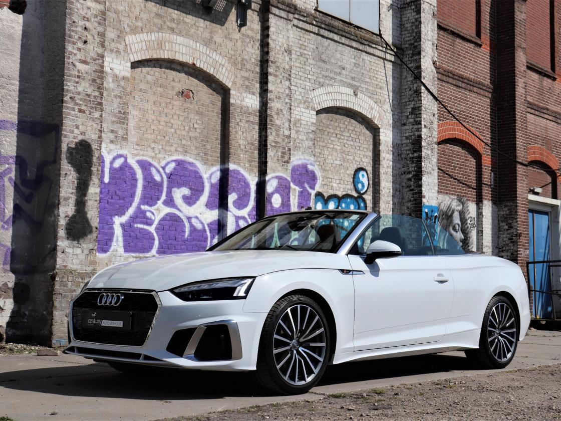 Audi A5 Cabrio 6