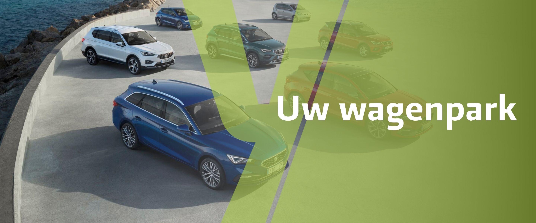 Visual Uw wagenpark