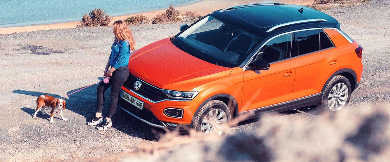 Volkswagen t-roc kopen