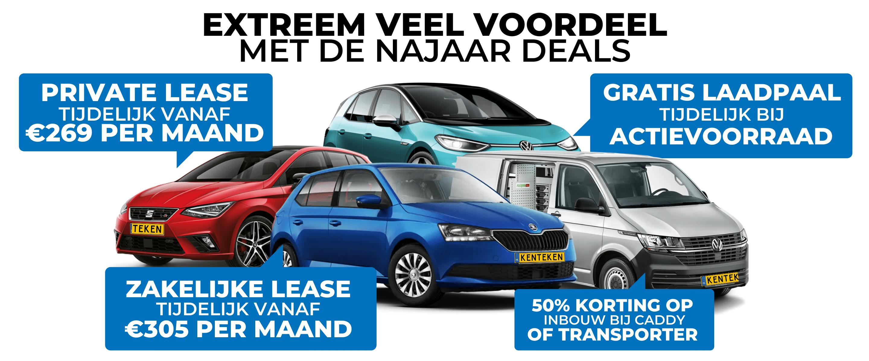 Banner Najaar Deals