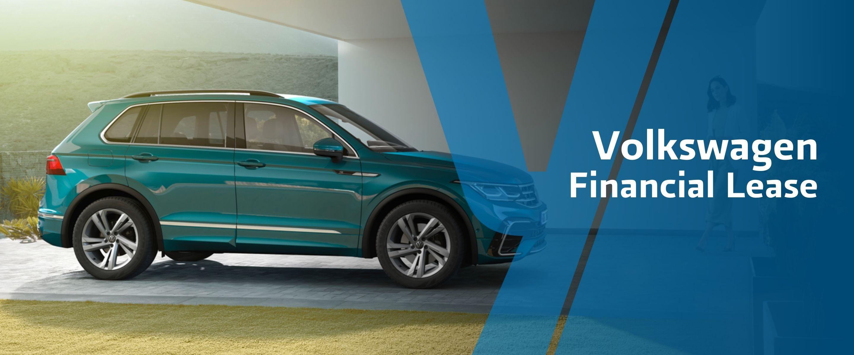 volkswagen  financial lease