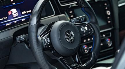 ABT VW Golf interieur