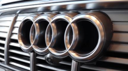 Audi logo 360 x 200