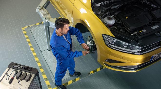 Web Ready JPG-Brakes - Brake Service - Replacement Front Brake Pads