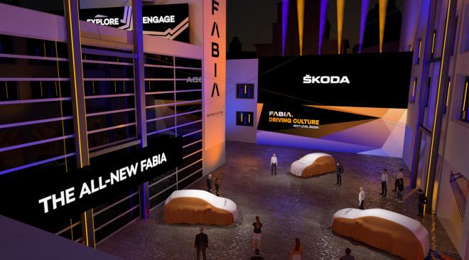210430-skoda-fabia-virtual-event-teaser