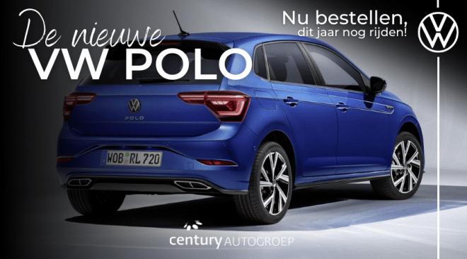 Nieuwe VW Polo