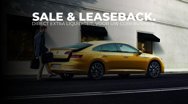 Sale & leaseback