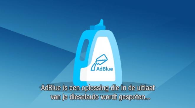VW BEDRIJFSWAGENS AD BLUE