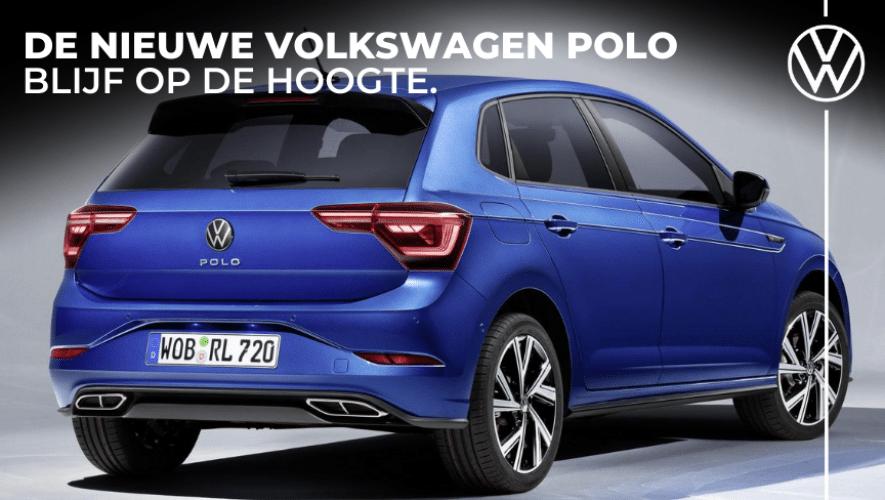 Nieuwe Volkswagen Polo