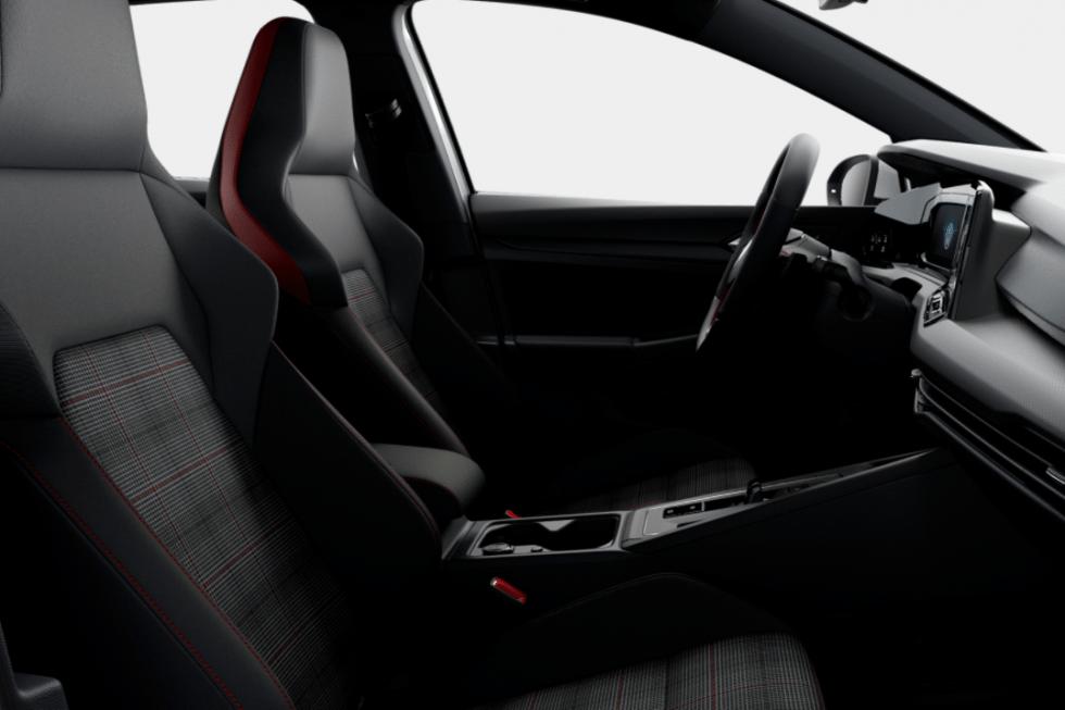 Golf GTI Interieur