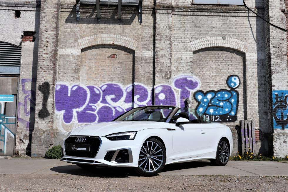 Audi A5 Cabrio 1