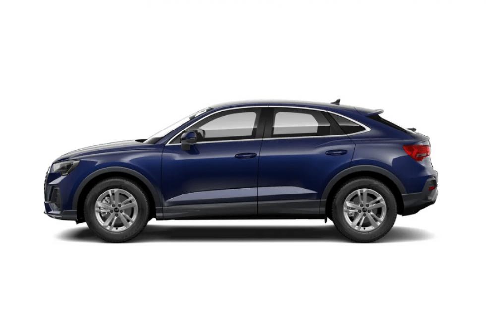 Audi Q3 e-tron