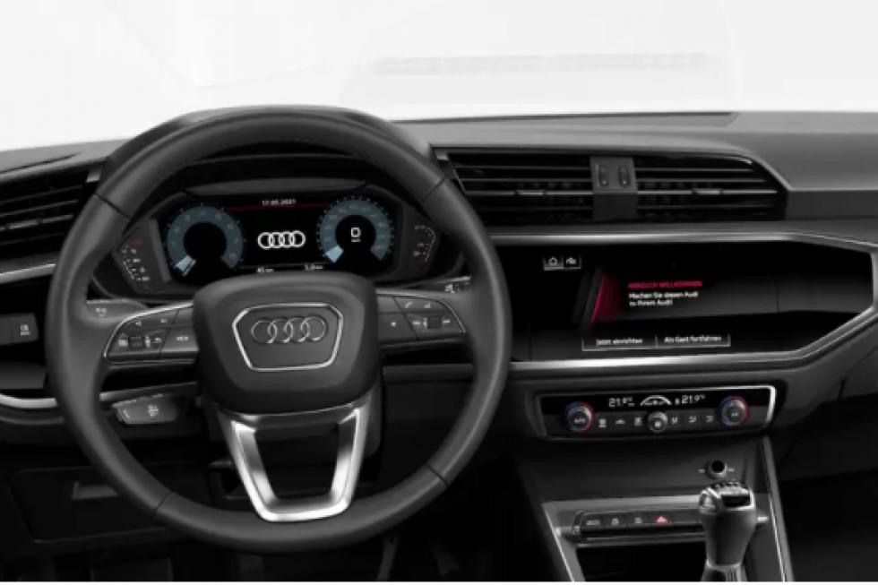 Audi Q3 e-tron interieur1