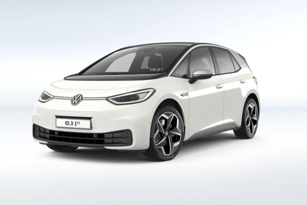 Volkswagen ID.3 Exterieur