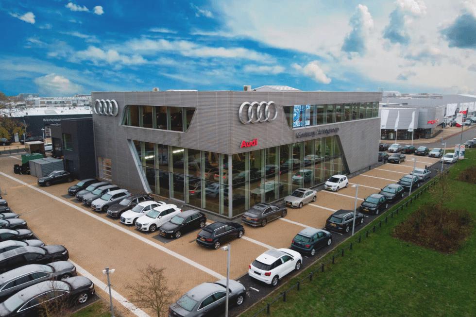 Voorraad - Century Import Audi's