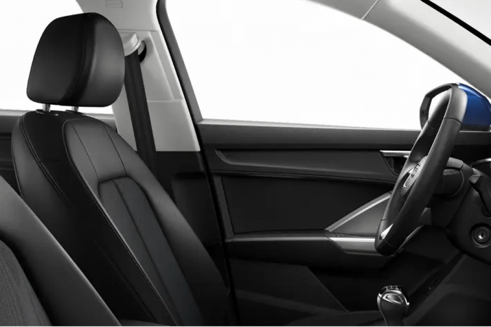 Audi Q3 e-tron interieur