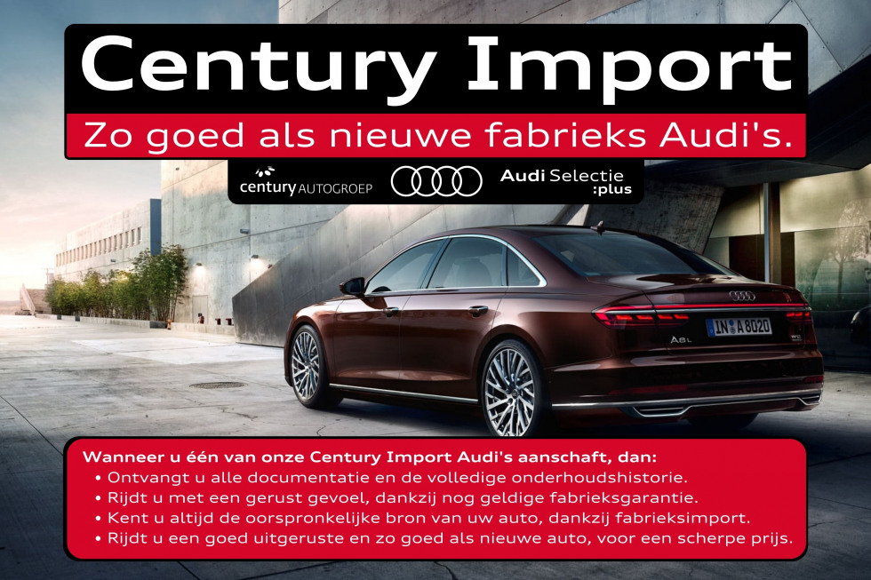 Audi - Century Import