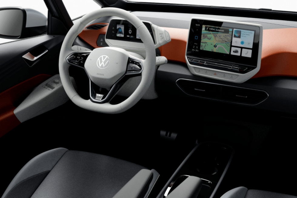 Volkswagen ID.3 Interieur 1