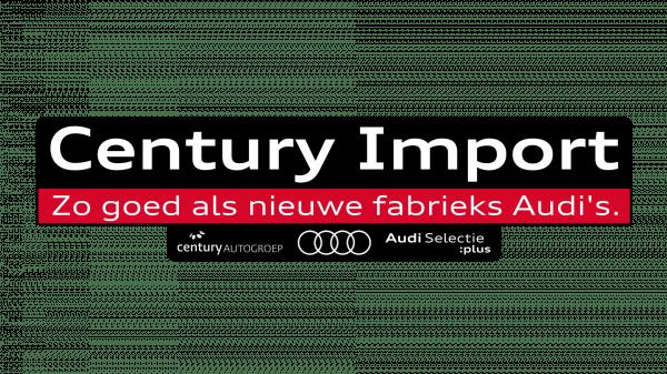 Logo - Century Import Audi's